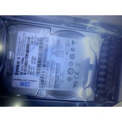 IBM 500GB 7.2K 2.5 SAS 6GBps Hard Drive