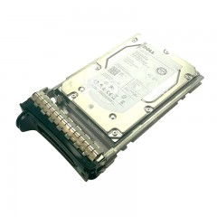 Dell戴尔 服务器硬盘 0W347K 600GB 15K 3.5 6G SAS ST3600057SS